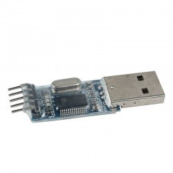 China - PL2303 USB-TTL Serial Converter Board