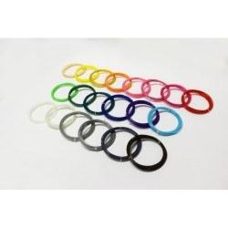 Esun - PLA Rainbow Pack for 3D Printing Pen - 20 Colours 5 metres each