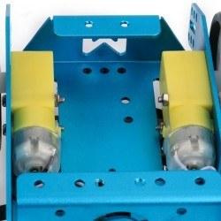 Plastik Redüktörlü Motor - DC 6 V / 200 RPM - 81320 - Thumbnail