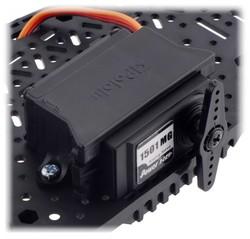 Plastik Servo Motor Tutucu (Standart Boy Servo Motor Uyumlu) - Thumbnail