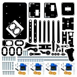 Plexiglas Robotic Arm - Arduino Compatible - Thumbnail
