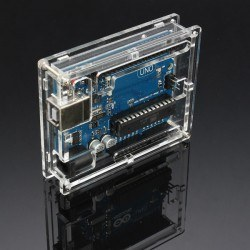 Plexy Box for Arduino UNO R3 - Thumbnail
