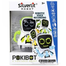 Pokibot Silverlit Robot - A Portable Robot - Thumbnail