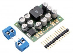 Pololu 3.3V, 15A Step-Down Voltage Regulator D24V150F3 - Thumbnail
