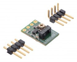 Pololu 38 kHz IR Proximity Sensor, Fixed Gain, High Brightness - Thumbnail