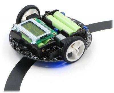 Pololu 3pi Robot - Çizgi İzleyen Robot - PL-975