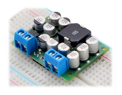 Pololu 5 V, 15 A Step-Down Voltaj Regülatör D24V150F5 - PL-2881