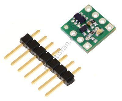 Pololu Dijital Çıkışlı RC Switch - RC Kumanda Uyumlu Dijital Çıkış Modülü - PL-2801