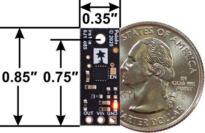 Pololu Dijital Mesafe Sensörü - 10cm