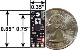 Pololu Dijital Mesafe Sensörü - 50cm - Thumbnail