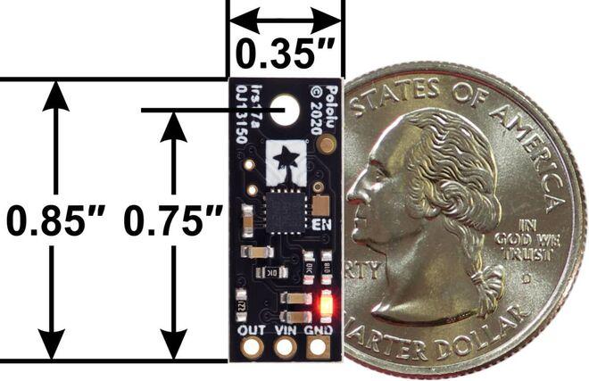 Pololu Dijital Mesafe Sensörü - 50cm