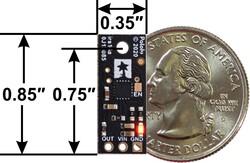 Pololu Dijital Mesafe Sensörü - 5cm - Thumbnail