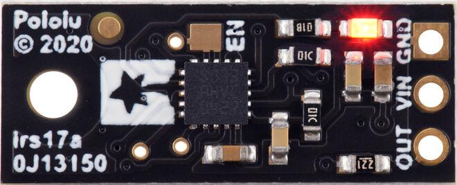 Pololu PWM Çıkışlı Mesafe Sensörü - Maks. 300cm