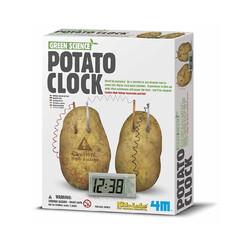 Robotistan - Potato Clock