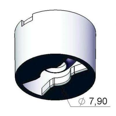 Power Led Lens - 45 Degree