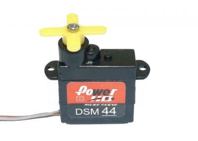 PowerHD Aluminum Gear Micro Digital Servo Motor - HD-DSM44