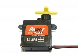 PowerHD Aluminum Gear Micro Digital Servo Motor - HD-DSM44 - Thumbnail