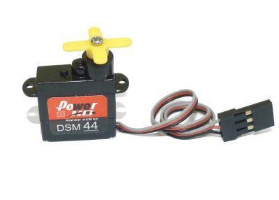 PowerHD Alüminyum Dişlili Mikro Dijital Servo Motor - HD-DSM44