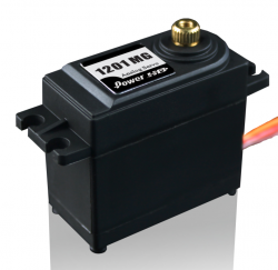 Power HD - PowerHD Standard Copper Gear Analog Servo Motor - HD-1201MG