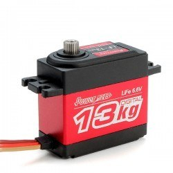 PowerHD High Power Digital Servo Motor - LF-13MG - Thumbnail