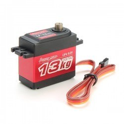 PowerHD High Power Digital Servo Motor - LF-13MG - Thumbnail
