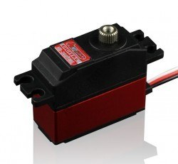 PowerHD High Torque Metal Gear Mini Digital Servo Motor - HD-3689MG - Thumbnail