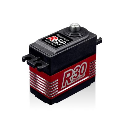 PowerHD High Voltage Titanium Gear Digital Servo Motor - R30
