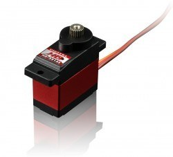 PowerHD Metal Gear Mini Digital Servo Motor - HD-2215S - Thumbnail