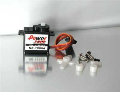 PowerHD Micro Analog Servo Motor - HD-1800A