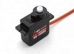 PowerHD Mini Analog Servo Motor - HD-1900A - Thumbnail