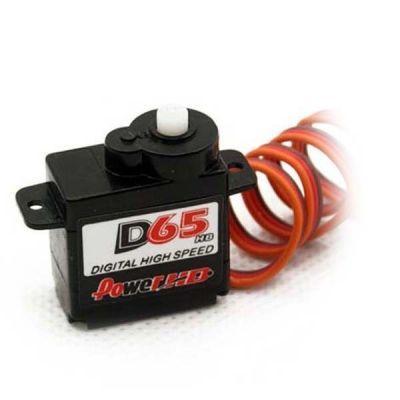 PowerHD Plastic Gear Micro Digital Servo Motor - HD-D65HB