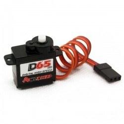 PowerHD Plastik Dişilli Mikro Dijital Servo Motor - HD-D65HB - Thumbnail