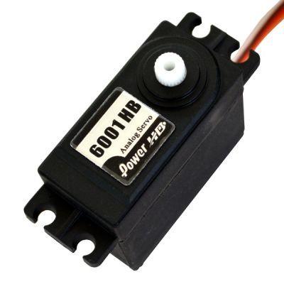 PowerHD Standart, Plastik Dişlili Analog Servo Motor - HD-6001HB