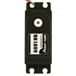 PowerHD Standart, Plastik Dişlili Analog Servo Motor - HD-6001HB - Thumbnail