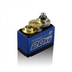 PowerHD Su Geçirmez Bakır Dişlili Dijital Servo Motor - LW-20MG - Thumbnail
