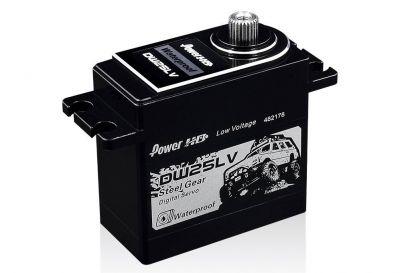 PowerHD Su Geçirmez Titanyum Dişlili Dijital Servo Motor - DW-25LV