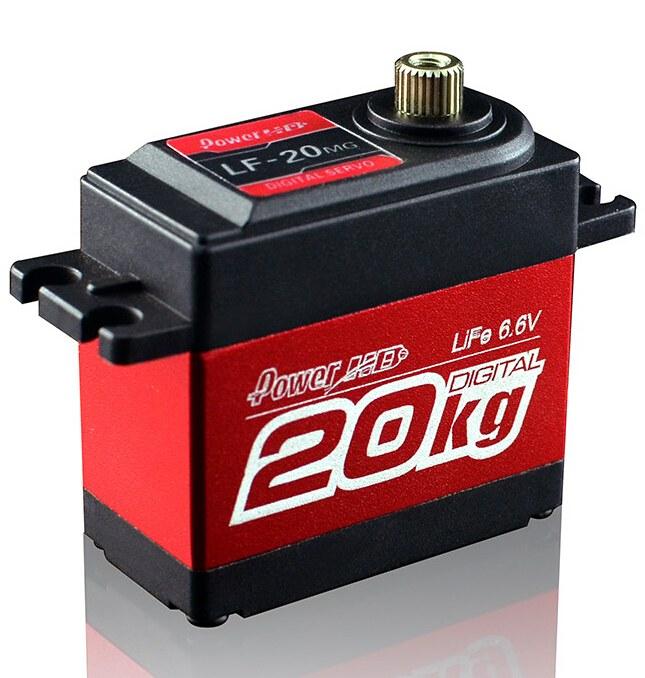 Buy powerhd ultra high power digital servo motor lf 20mg for High power servo motor