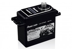 PowerHD Waterproof Titanium Gear Digital Servo Motor - DW-25LV - Thumbnail
