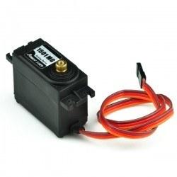 PowerHD Yüksek Torklu Bakır Dişlili Standart Analog Servo Motor - HD-1501MG - Thumbnail