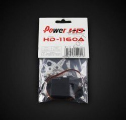 PowerHD Yüksek Torklu Mini Analog Servo Motor - HD-1160A - Thumbnail