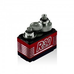 Power HD - PowerHD Yüksek Voltaj Titanyum Dişlili Dijital Servo Motor - R30