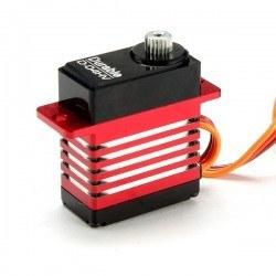 PowerHD Yüksek Voltajlı Çekirdeksiz Dijital Servo Motor - D-04HV - Thumbnail
