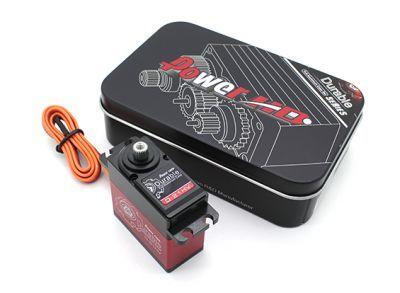 PowerHD Yüksek Voltajlı Çekirdeksiz Dijital Servo Motor - D-12HV