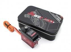 PowerHD Yüksek Voltajlı Çekirdeksiz Dijital Servo Motor - D-18HV - Thumbnail