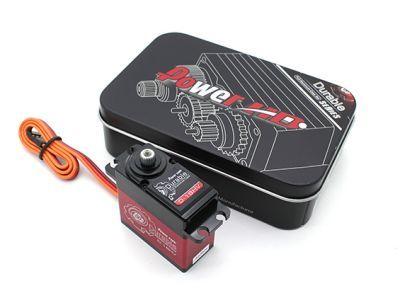 PowerHD Yüksek Voltajlı Çekirdeksiz Dijital Servo Motor - D-18HV