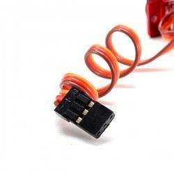 PowerHD High Voltage Coreless Digital Servo Motor - D-04HV - Thumbnail