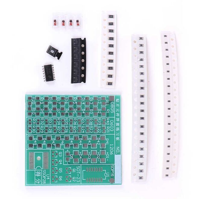 Practical SMD Soldering Board