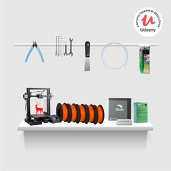 Robotistan - Prime 3D Printer Labrotary Pack