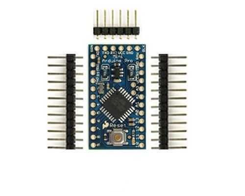 Pro Mini 328 - 5V/16MHz For Arduino (With Headers)
