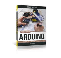 Dikeyeksen - Project Arduino Compatible (Turkish Book)